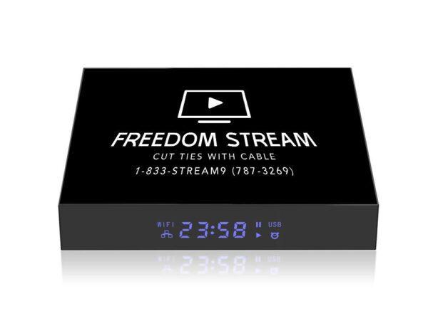 freedom stream android 10 4k 6k 4g 32gb 1 1